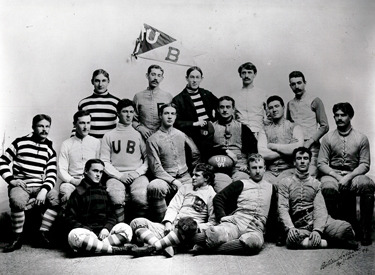 1894 Buffalo Footbal