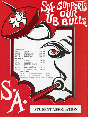 1993 Buffalo Football Schedule