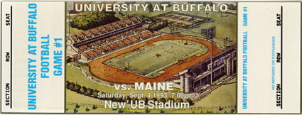University at Buffalo vs. Maine