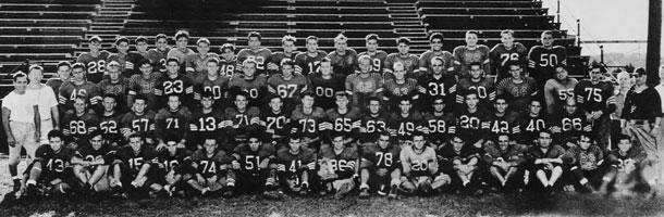 1947 Buffalo Football