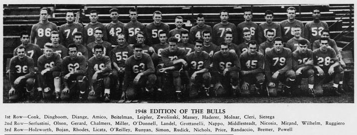 1948 Buffalo Bulls Football