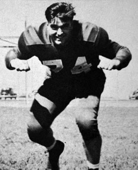 Don Beitelman - 1949 Bulls Football