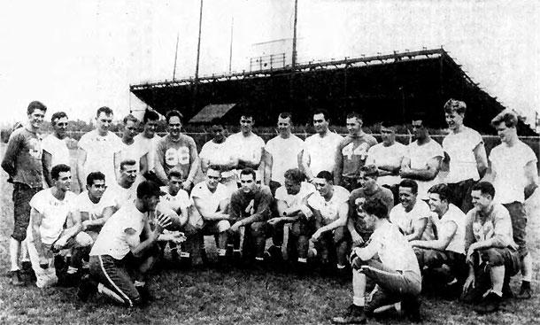 1949 Buffalo Bulls Football
