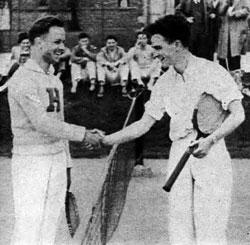 Hobart vs. Buffalo, 1934
