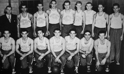 1948-1949 Buffalo Basketball