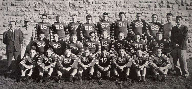 1940 Buffalo Football