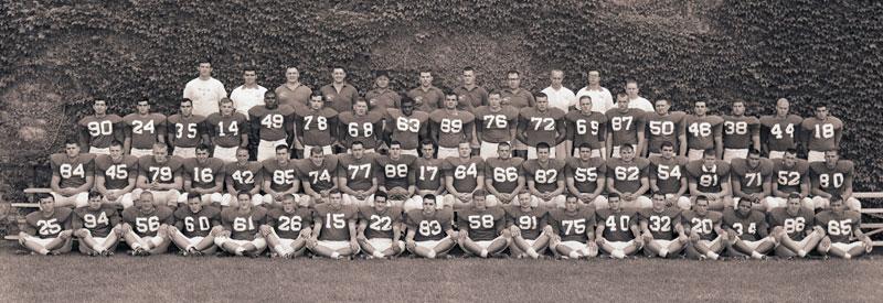 1964 Buffalo Bulls Football