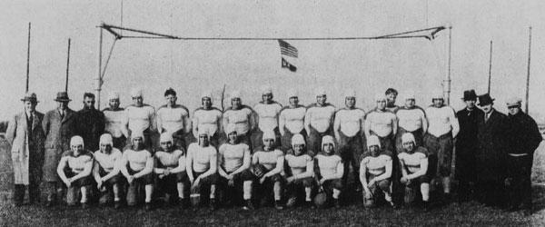 1929 Buffalo Bulls Football
