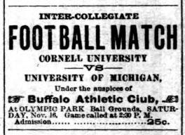 Buffalo Courier - November 16, 1889