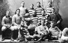 1889 Michigan Varsity Football Team