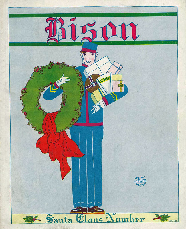 """Santa Claus Number"" – Bison Magazine"