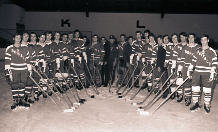 1969-1970 Buffalo Bulls Hockey