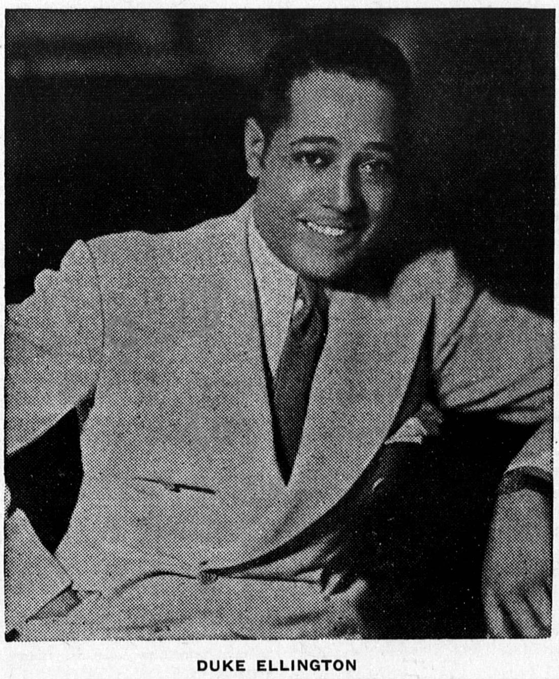 Duke Ellington in Buffalo, NY - 1943
