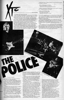 Prodigal Sun / The Spectrum, January 25, 1980