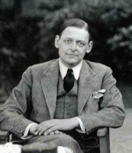 T. S. Eliot in 1934