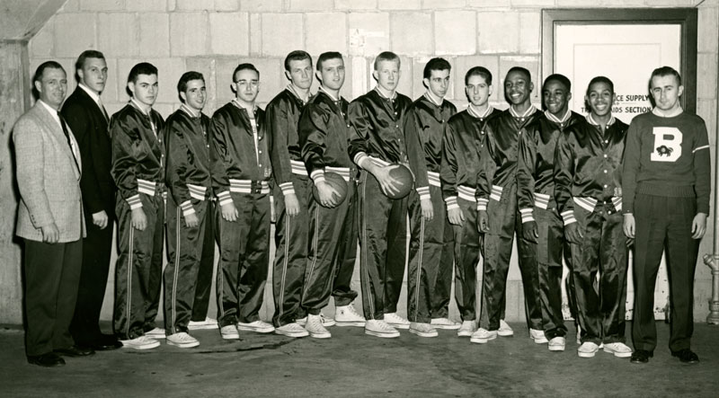 1955-1956 Buffalo Bulls Basketball