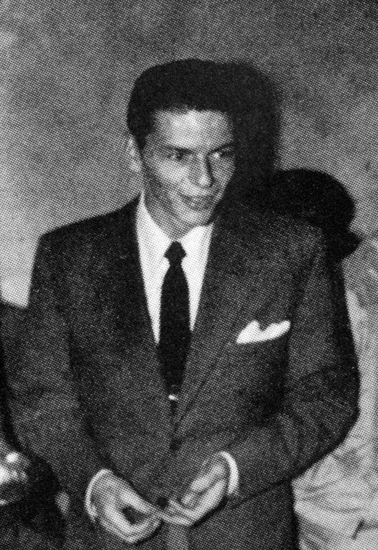 Frank Sinatra at UB's Norton Hall - September 22, 1941