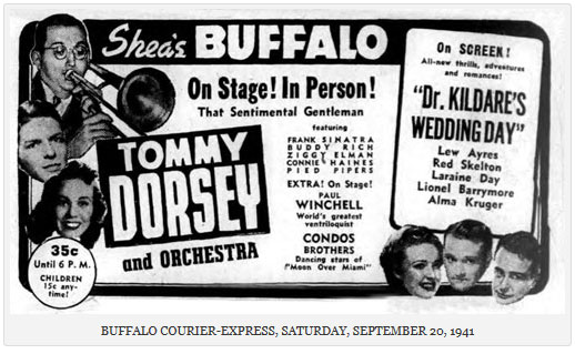 Buffalo Courier-Express, Saturday, September 20, 1941