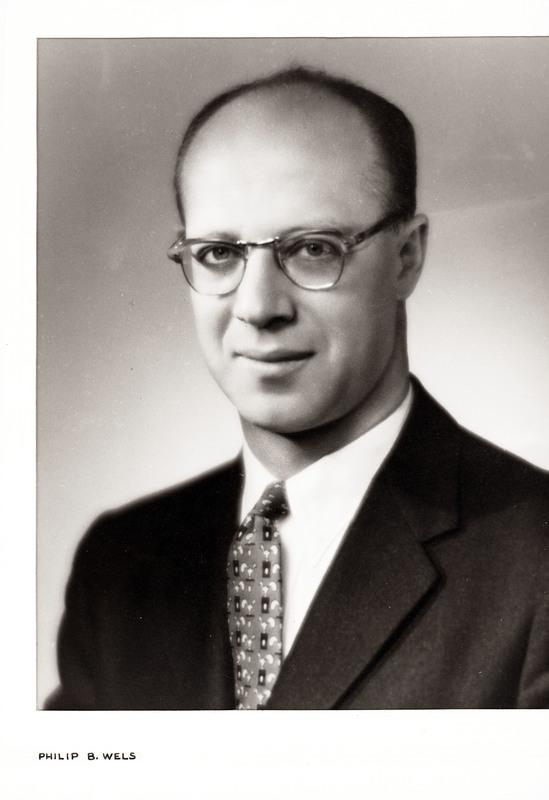 LIB-HSL006_BSSv.2(1950-)_PhilipBWels_001.jpg